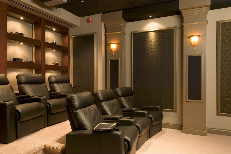 What Youu0027ll Need For A Stunning Home Theater Installation