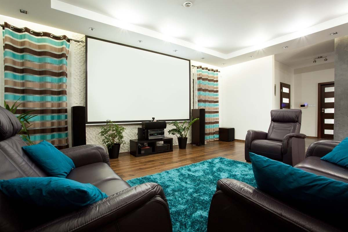 Enjoy Epic Entertainment in Any Space With a Custom Home Theater Installation