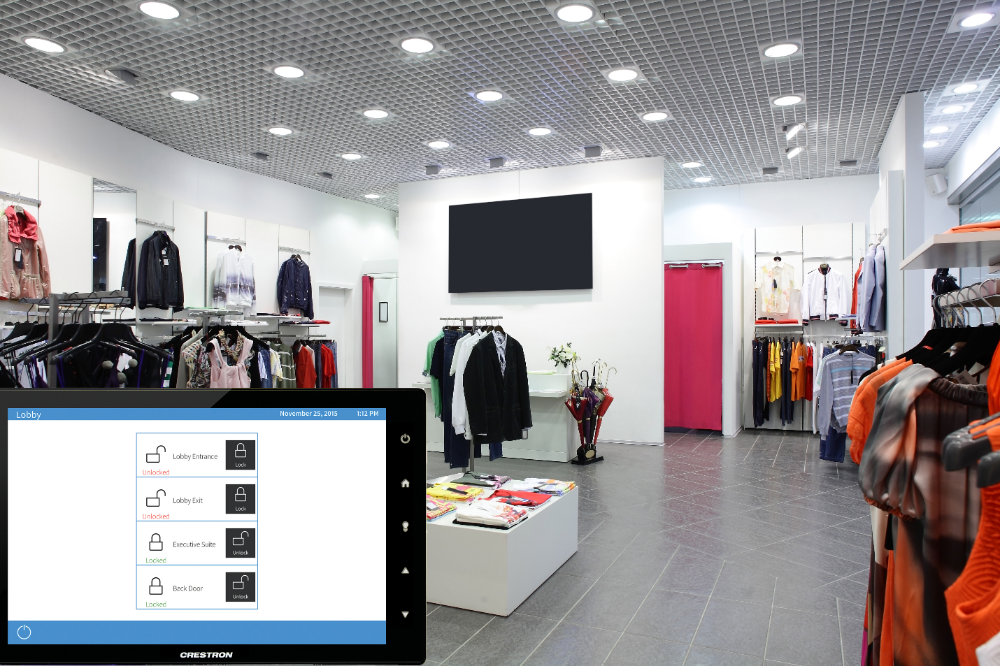 How Commercial Automation Enhances Your Retail Space
